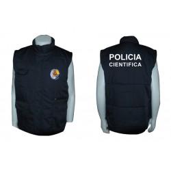 CHALECO CUERPO POLICIA NACIONAL