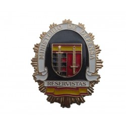 placa reservista