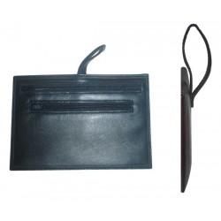 Esconde dinero cartera cremalleras cinturón ref104