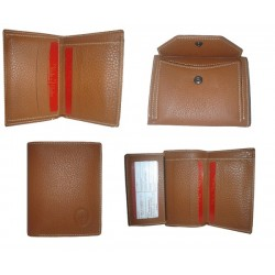 Cartera monedero billetera 614 rustic