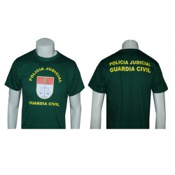 Camiseta Guardia Civil Policia Judicial