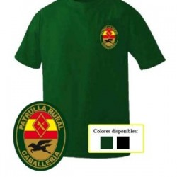 Camiseta Guardia Civil Patrulla Rural Caballeria