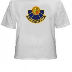 Camiseta Placa Insignia Policia Pais Vasco