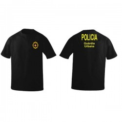 Camiseta Guardia Urbana Barcelona