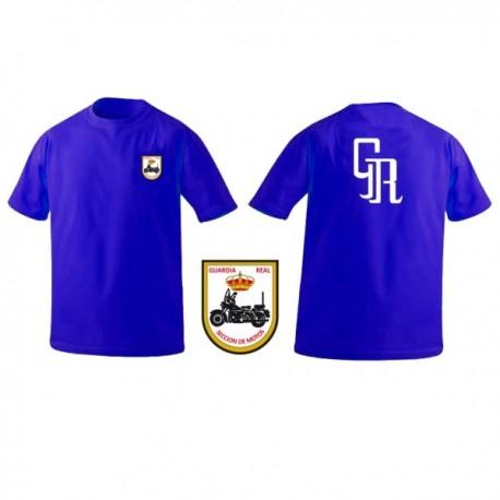 Camiseta Guardia Real España Seccion Motos