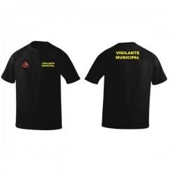 Camiseta Servicio Vigilancia Aduanera España