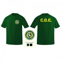 Camiseta COE 7