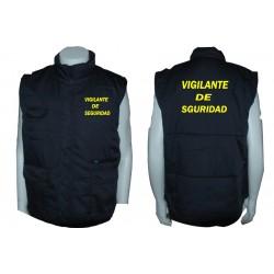 CHALECO VIGILANTE DE SEGURIDAD