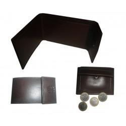 billeterito monedero en piel 688 piel box