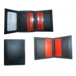 Cartera de piel billetera 616 rustic