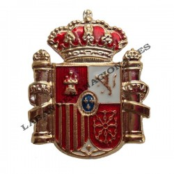 placa Escudo constitución de españa