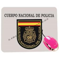 alfombrilla cuerpo nacional de policia