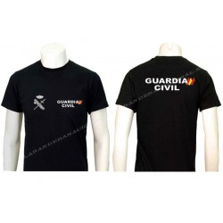 CAMISETA NUEVA GUARDIA CIVIL