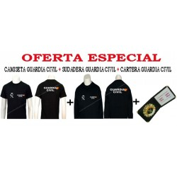 OFERTA ESPECIAL GUARDIA CIVIL