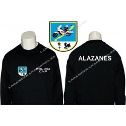 CUERPO NACIONAL POLICIA UPR ALAZANES